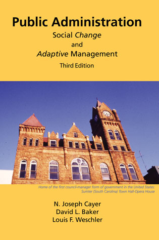 Public Administration (Third Edition)